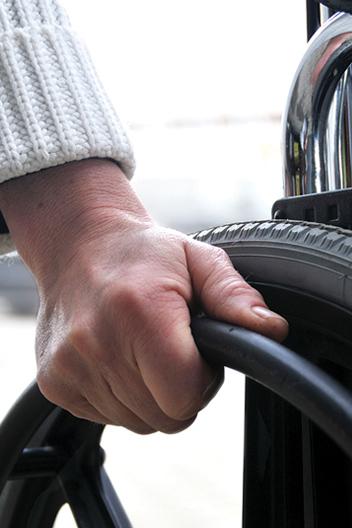Neumáticos para Sillas de Ruedas.