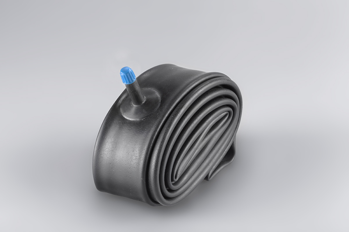 Cubierta para bicicletas Válvula de Auto (pie de goma)